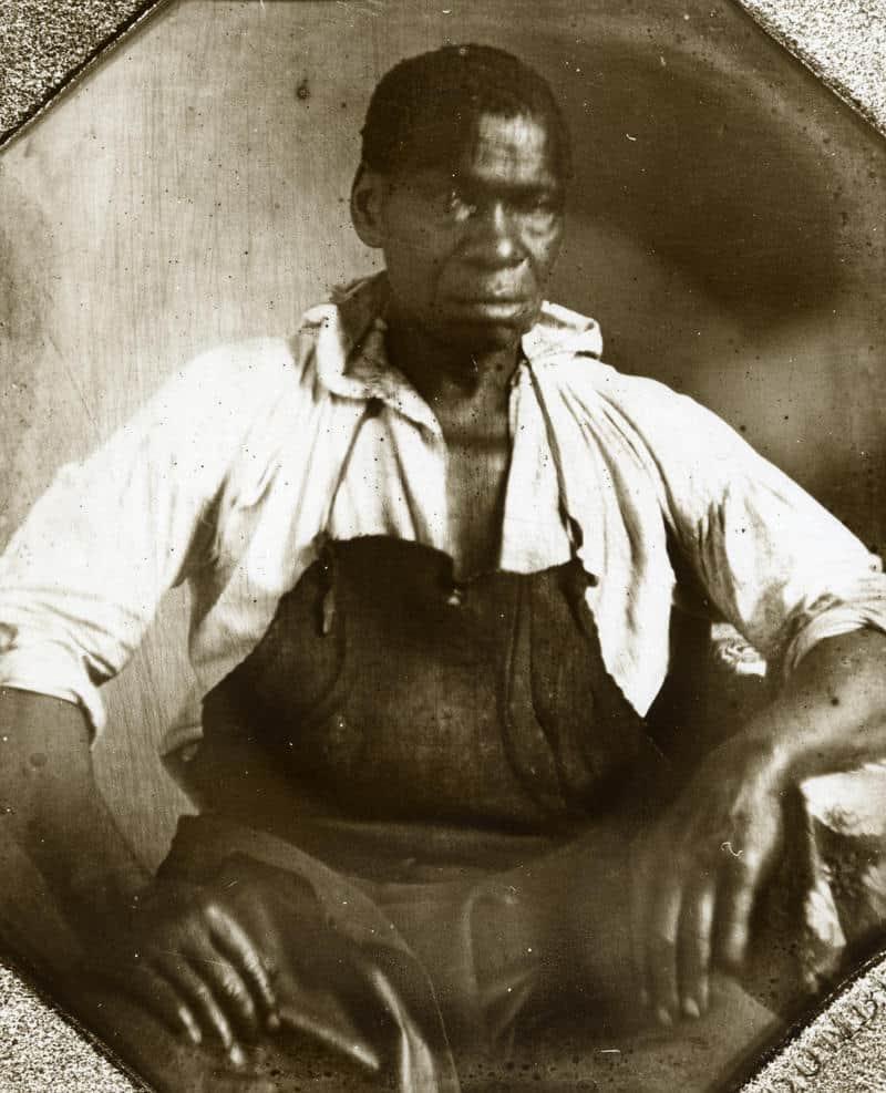 Isaac Granger Jefferson