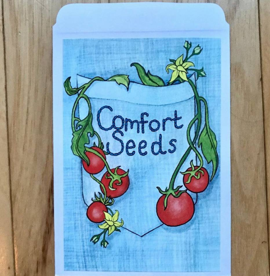 Comfort Seeds Gained National Attention