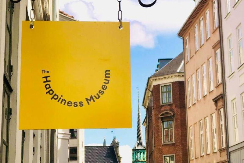 Joyful Enough For The Happiness Museum